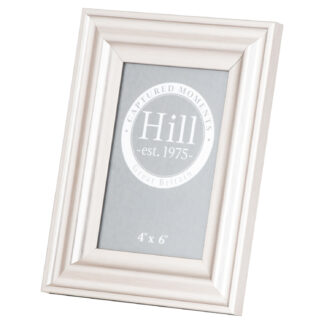 Silver Pewter 4X6 Photo Frame