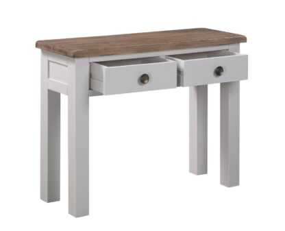 The Hampton Collection Two Drawer Console Table