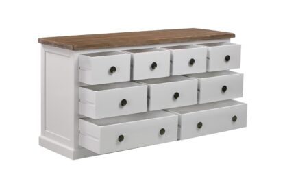 The Hampton Collection Nine Drawer Chest